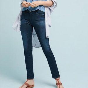 AG • The Prima Mid Rise Cigarette Jeans